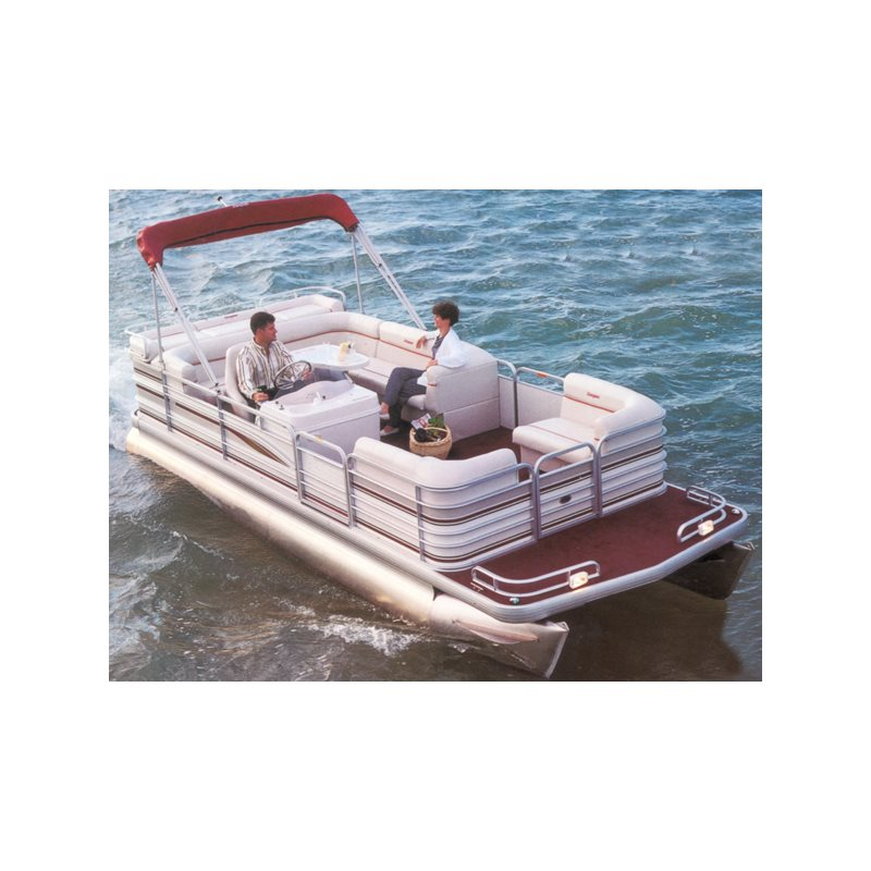 Pontoon Boats With Front Porch