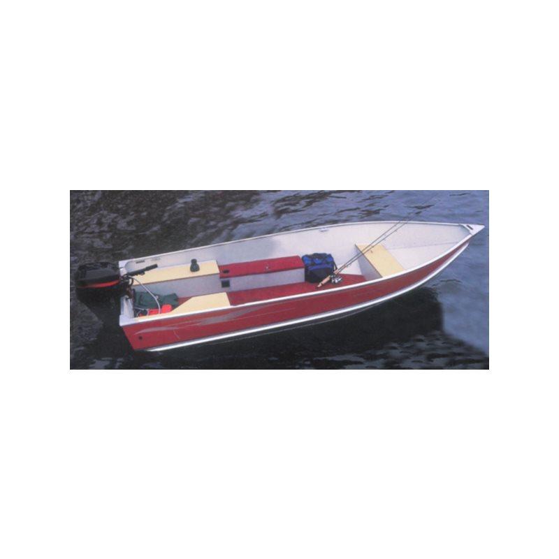 V-Hull Fishing Boats (Wide Series)