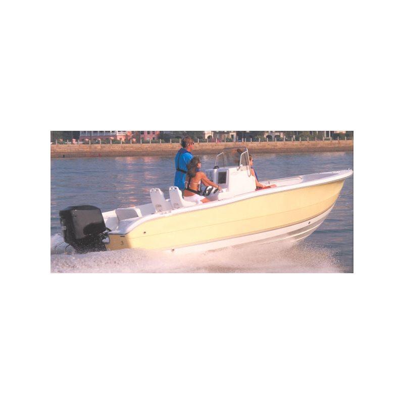 V-Hull Center Console Fishing Boats