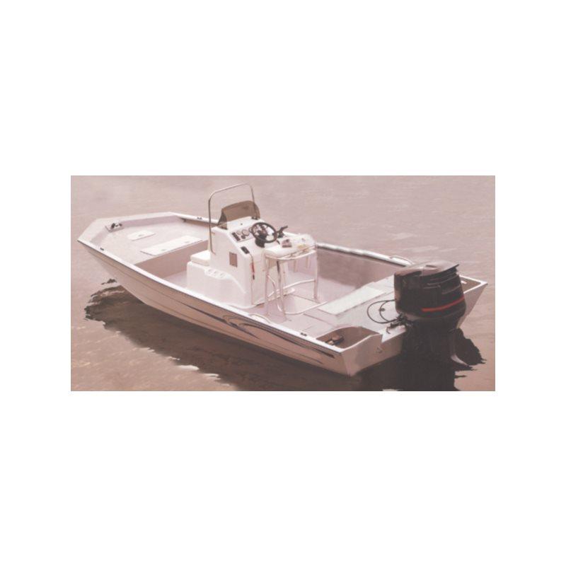 Aluminum Modified V Jon Boats