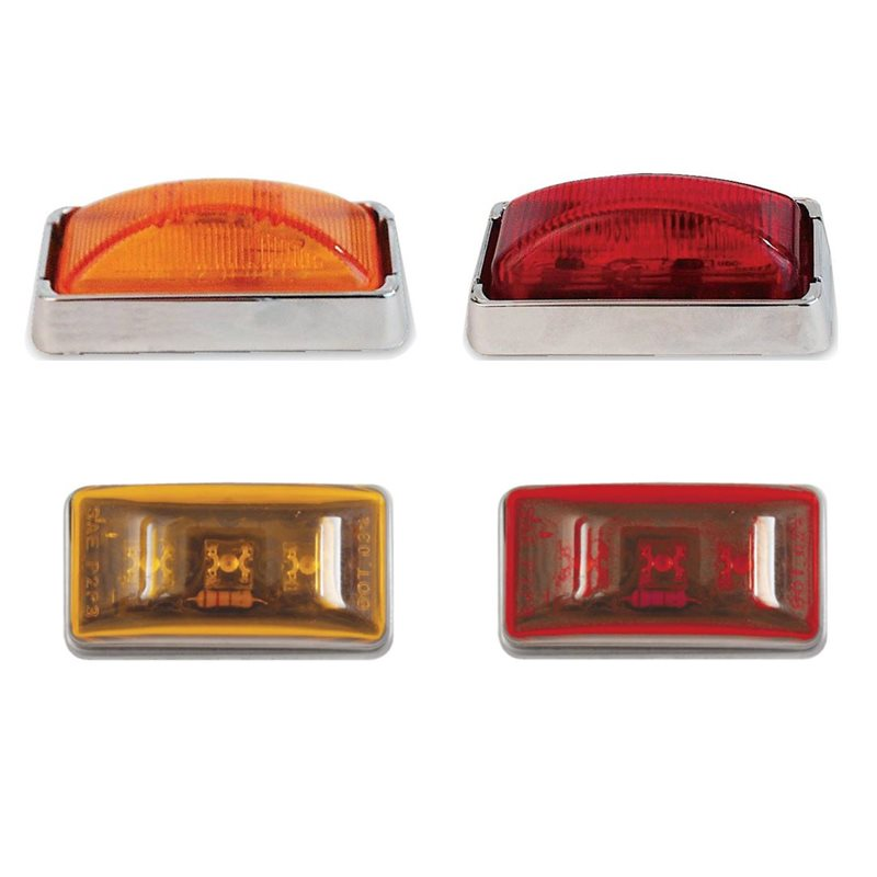 Clearance and Side Marker Lights