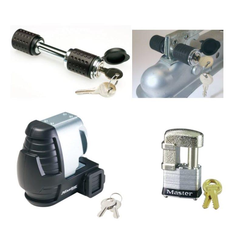 Coupler & Hitch Locks