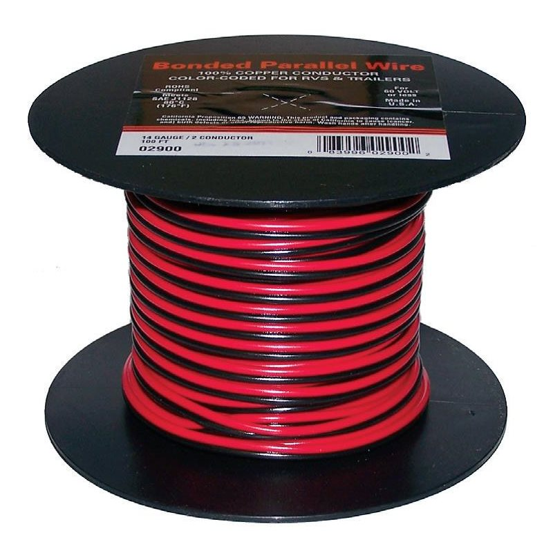 Parallel Primary Wire - 100 Foot Rolls