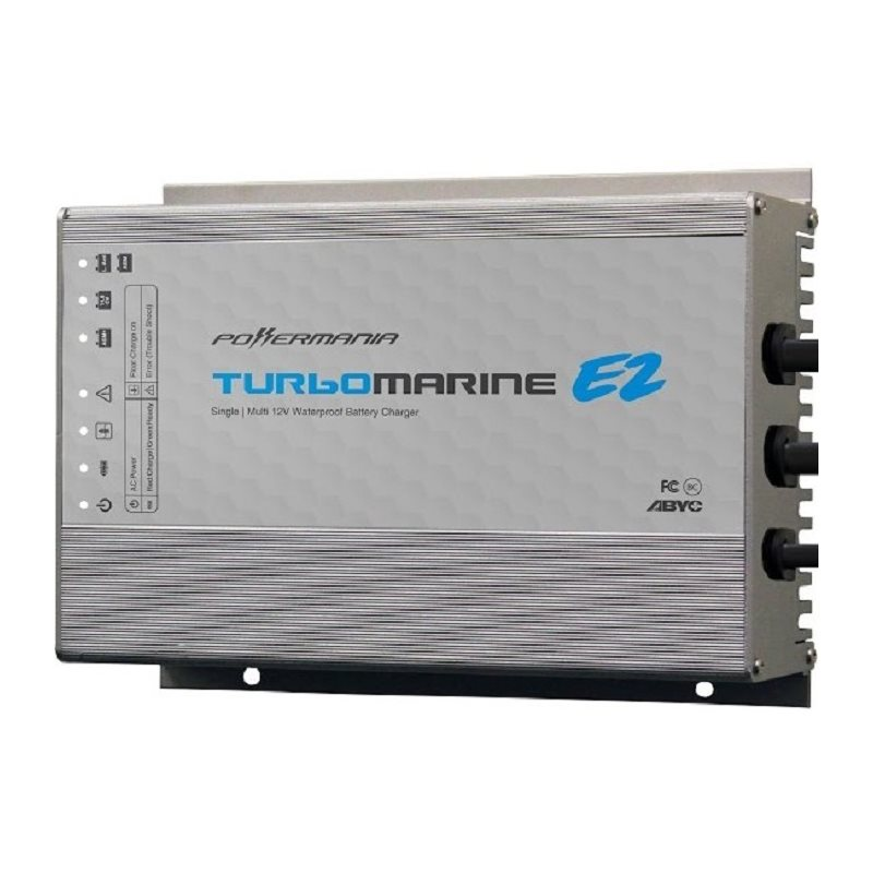Powermania ME2 Turbo 1 Bank Chargers