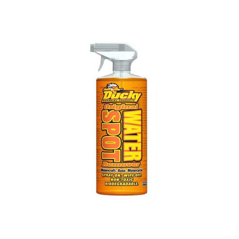 Ducky Boat Care Products