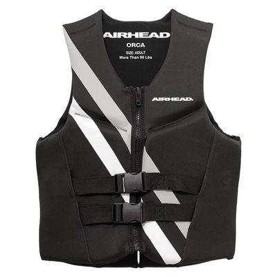 AIRHEAD NEOLITE ORCA ADULT LARGE VEST 10075-10-B-BK