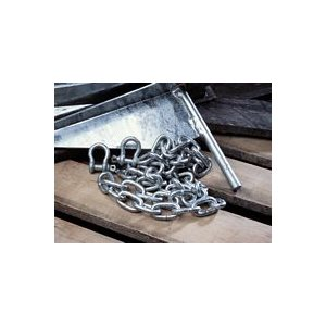 TIE DOWN 95135 5 / 16in X 6ft ANCHOR CHAIN & SHACKLE