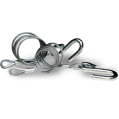 TIE DOWN 59543 CLASS 4 GALVANIZED HITCH CABLE