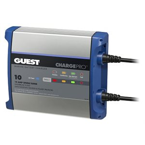 GUEST 2710A 10 AMP 1 BANK CHARGER