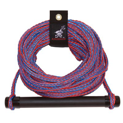 AIRHEAD AHSR-1 75' SINGLE HANDLE SKI ROPE
