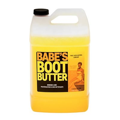 BABE'S BB7101 BOOT BUTTER - GALLON