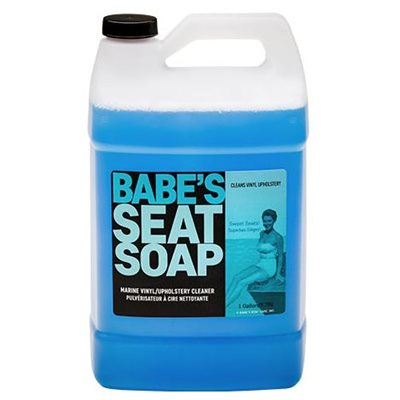 BABE'S BB8001 SEAT SOAP - GALLON