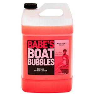 BABE'S BB8301 BOAT BUBBLES - GALLON