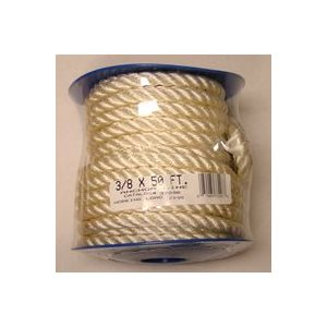 ATTWOOD 11708-1 TWISTED NYLON ANCHOR LINE 3 / 8in x 150ft