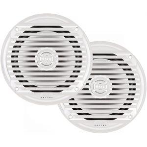 "JENSEN MS6007WR White 6-1 / 2"" Coaxial Speakers"