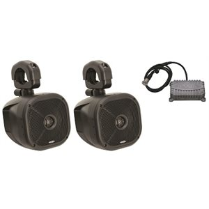 JENSEN JXHD65ROPSBT Bar Mount Speakers With Amp