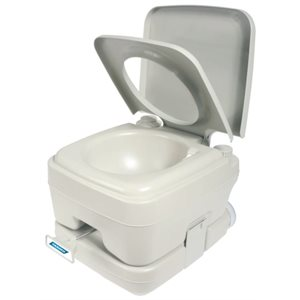CAMCO 41531 PORTABLE TOILET 2.6 GALLON