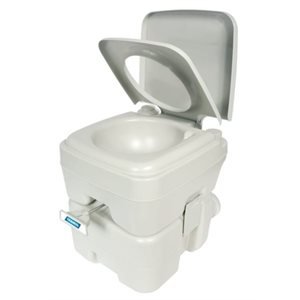 CAMCO 41541 PORTABLE TOILET 5.3 GALLON